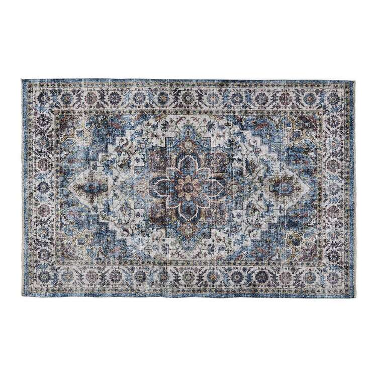 KOO Home Kala Printed Polypropylene Floor Rug