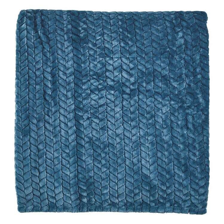 Brampton House Herringbone Blanket