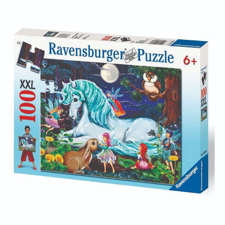 Ravensburger Enchanted Forest 100 Piece Puzzle