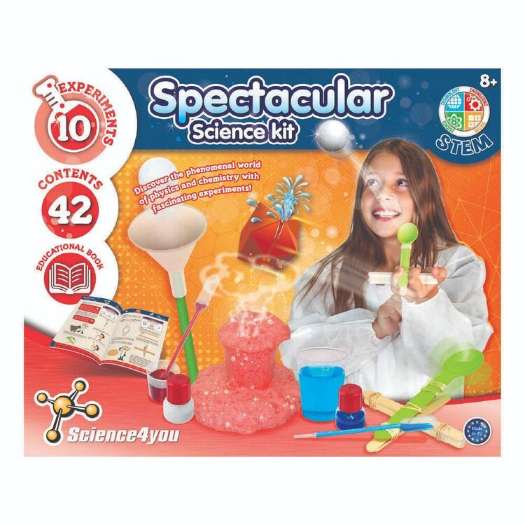 Science 4 You Spectacular Science Kit