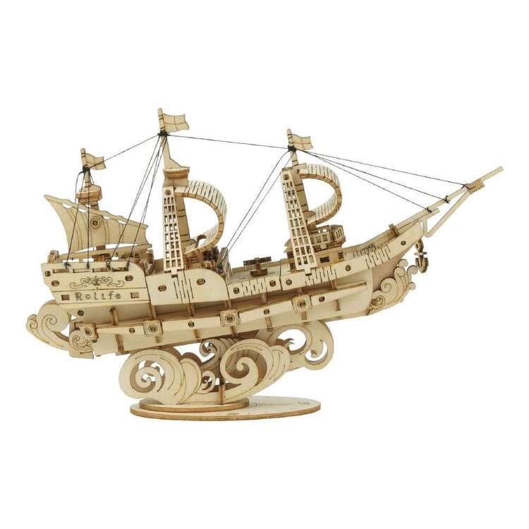 Robotime Sailing Ship 3D Puzzle