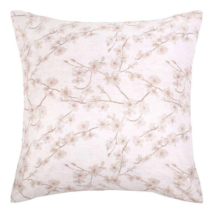 Ombre Home Bloom Fields Magnolia European Pillowcase