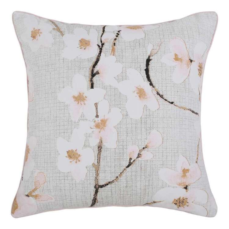 Ombre Home Bloom Fields Azumi Cushion
