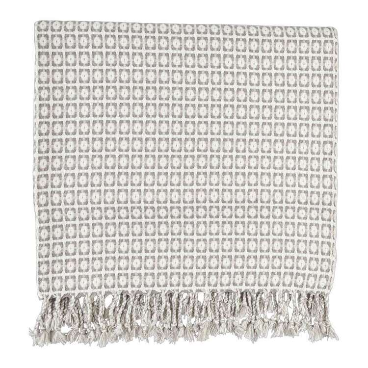 Koo Tash Textured Throw