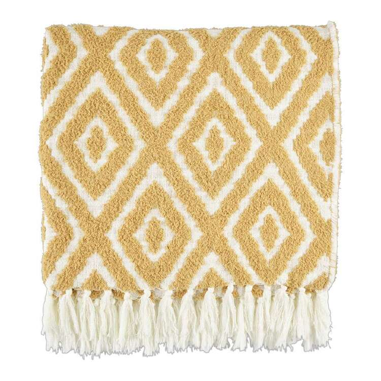 Koo Kiki Tufted Throw