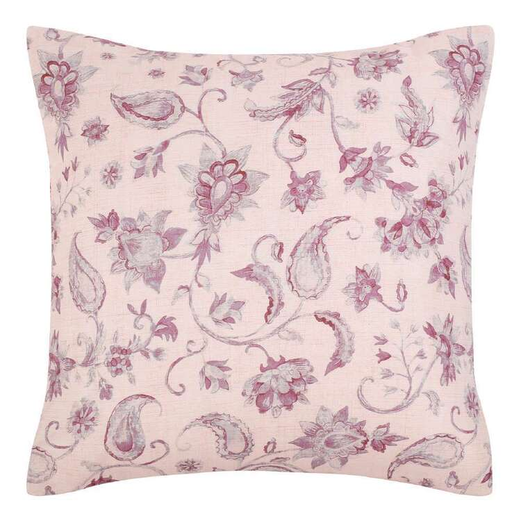 Ombre Home Bloom Fields Amayra European Pillowcase