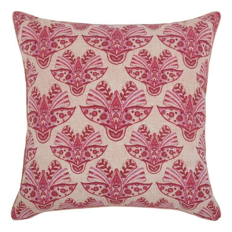 Ombre Home Bloom Fields Boho Petal Cushion