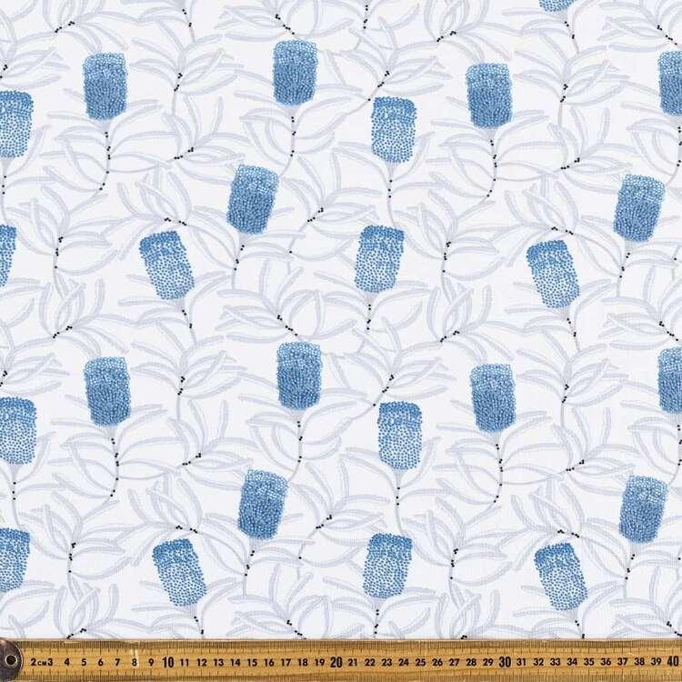 Jocelyn Proust Banksia Printed 148 cm Rayon Elastane Knit Fabric
