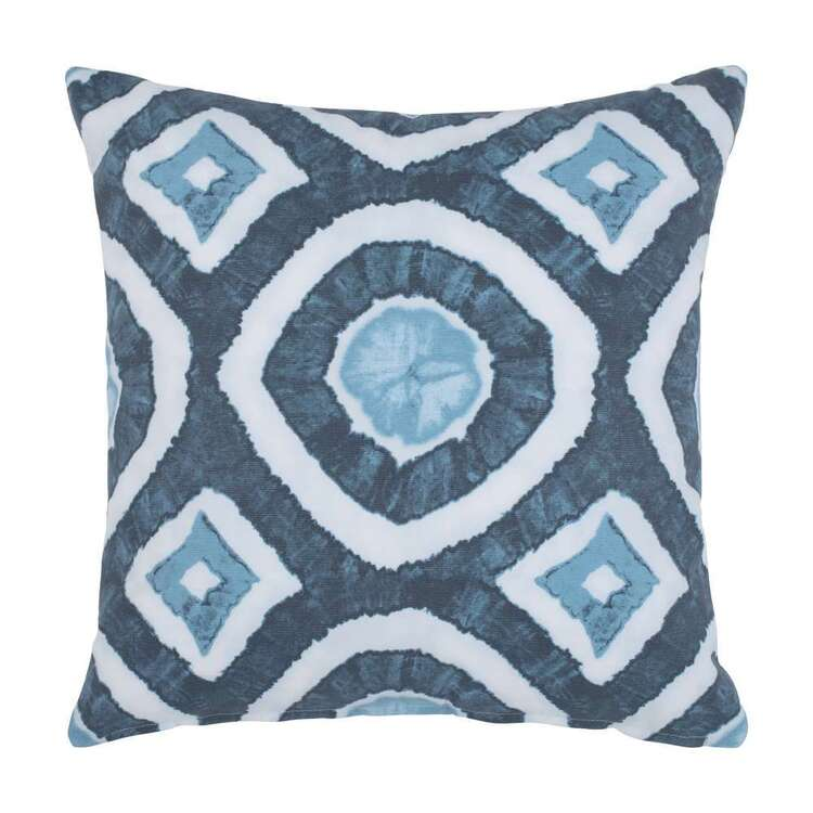 Ombre Home Weathered Coastal Meri Printed Cushion