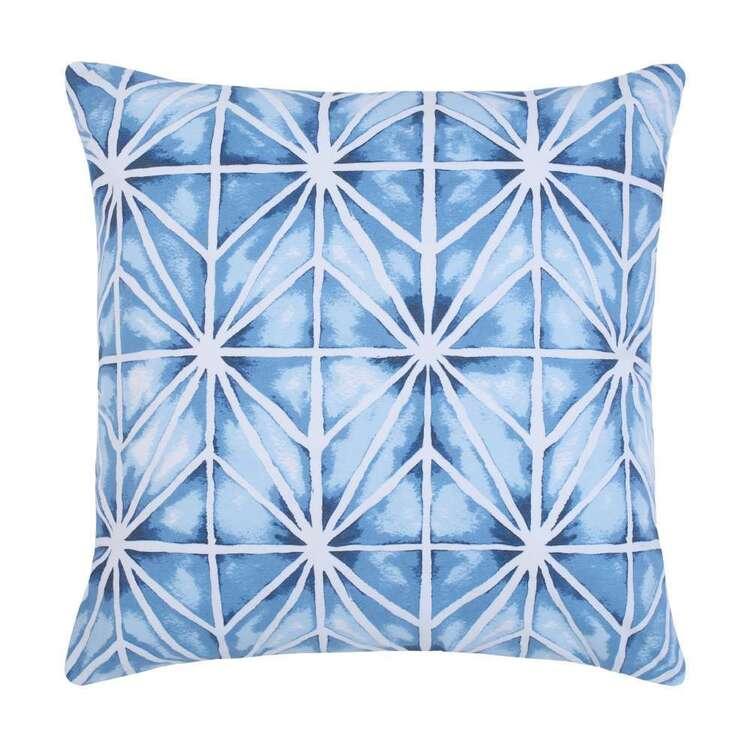 Ombre Home Weathered Coastal Maurea Printed Cushion