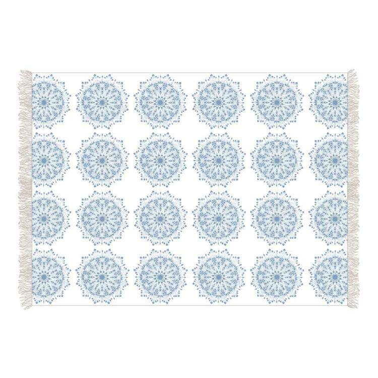 Ombre Home Bohemian Bliss Cotton Rug