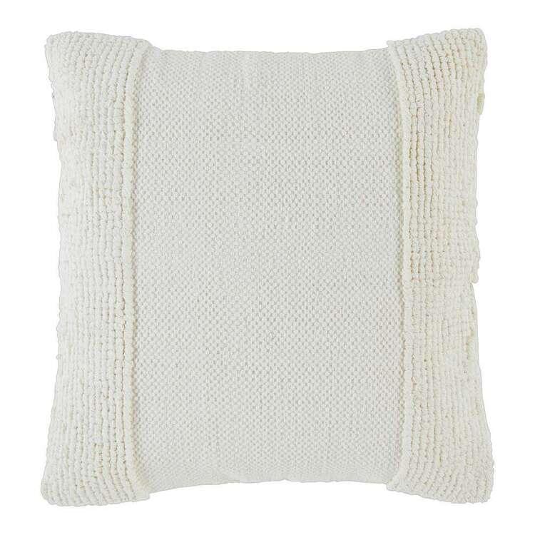 Logan & Mason Home Porter Woven Textured Cushion