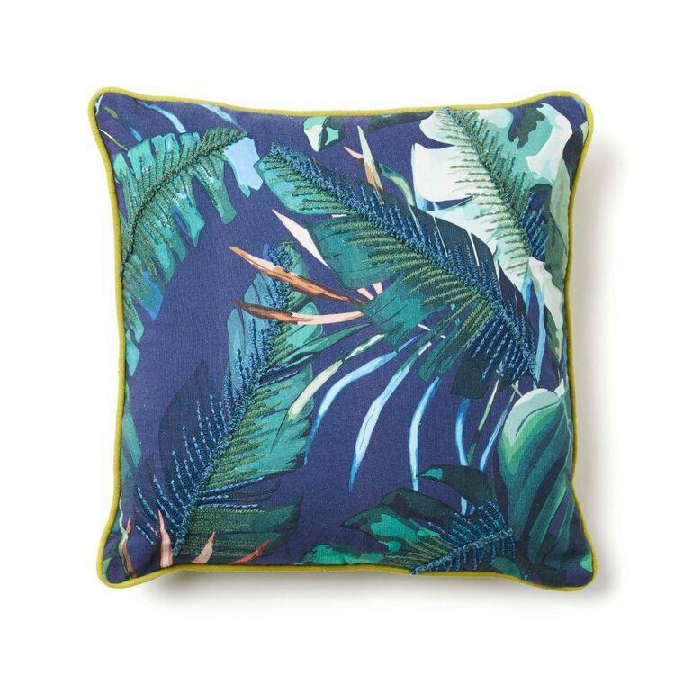 Logan & Mason Home Kerala Embroidered Cushion