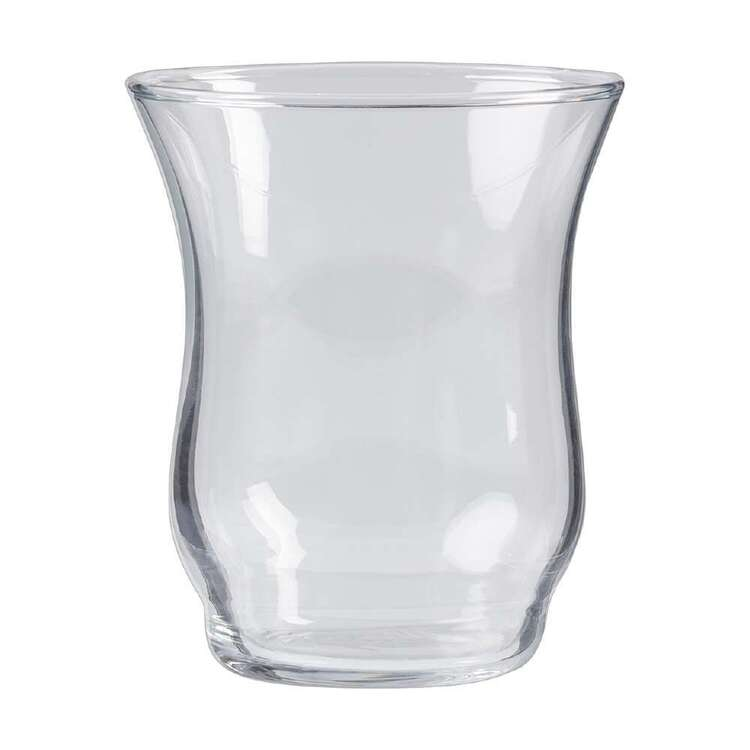 Living Space Glass Candle Holder