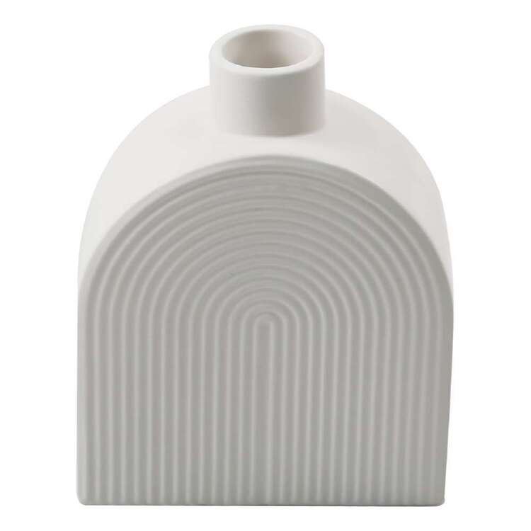 Ombre Home Bloom Fields Ceramic Arch Vase