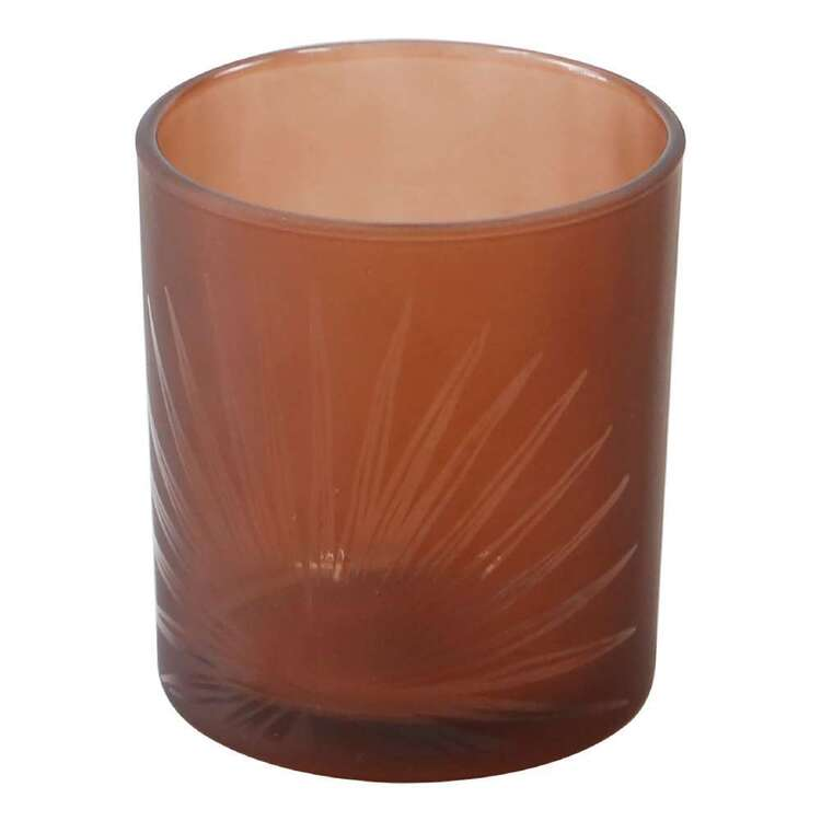 Ombre Home Bloom Fields 8 cm Glass Candle Holder