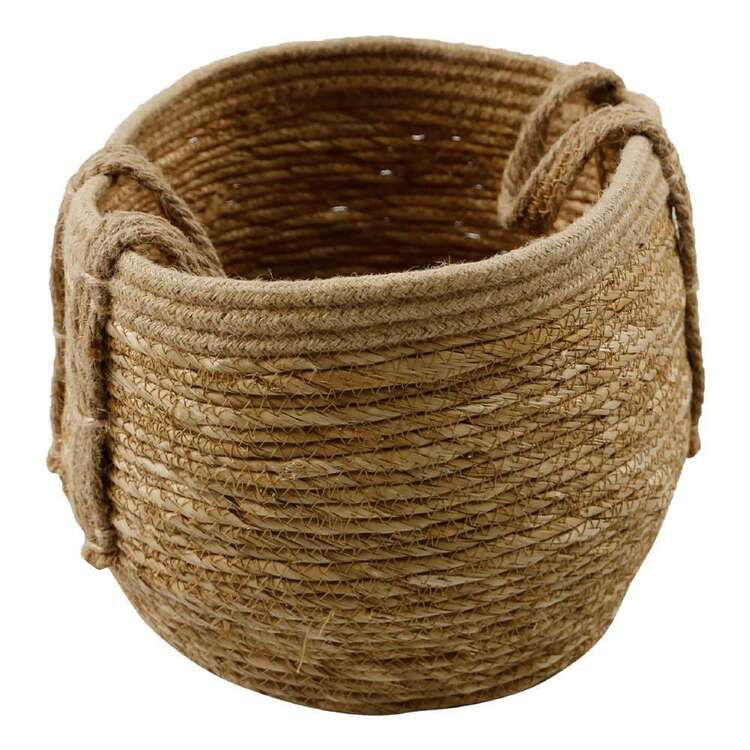 Ombre Home Bloom Fields 27 cm Seagrass Basket