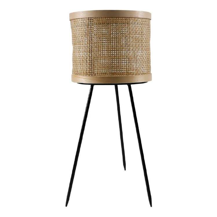 Ombre Home Bloom Fields 60 cm Rattan Basket Planter Stand