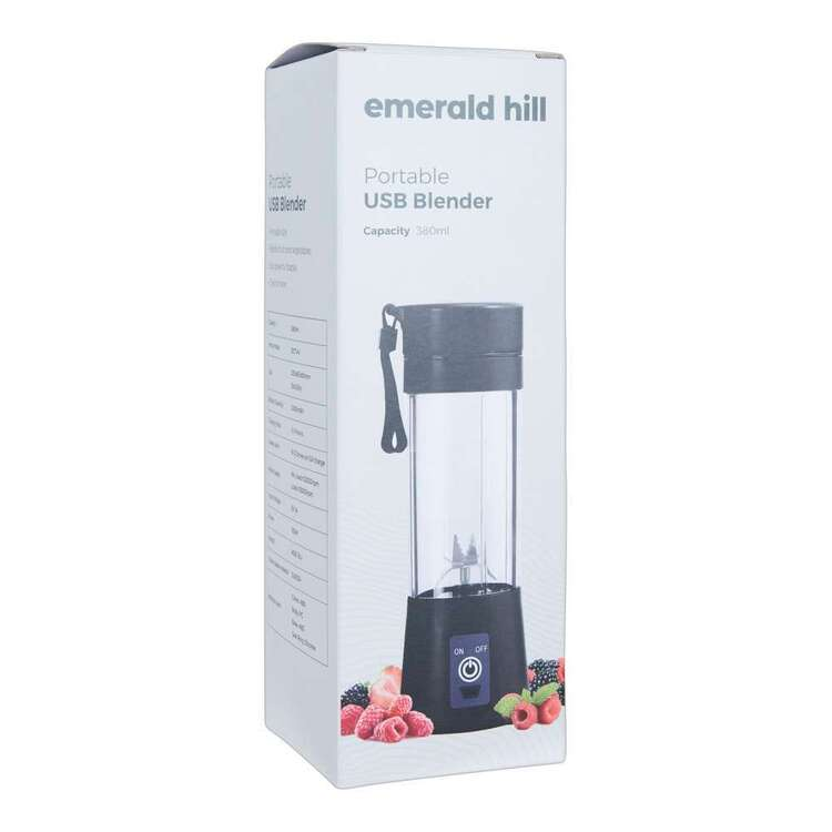 Emerald Hill USB Blender