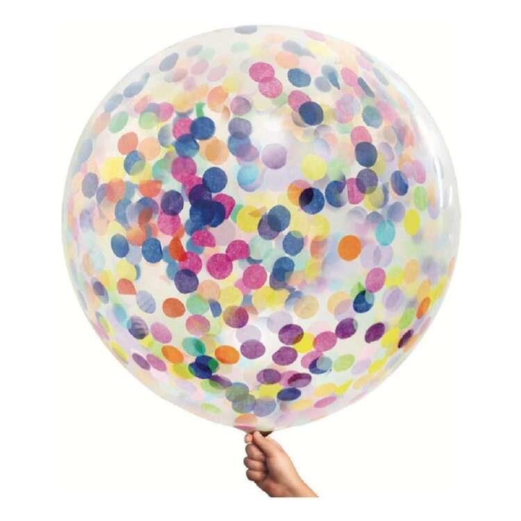 Confetti Balloon 90 cm