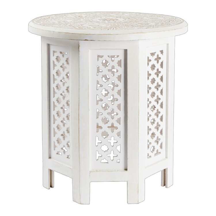 Ombre Home Bohemian Bliss Etched Table