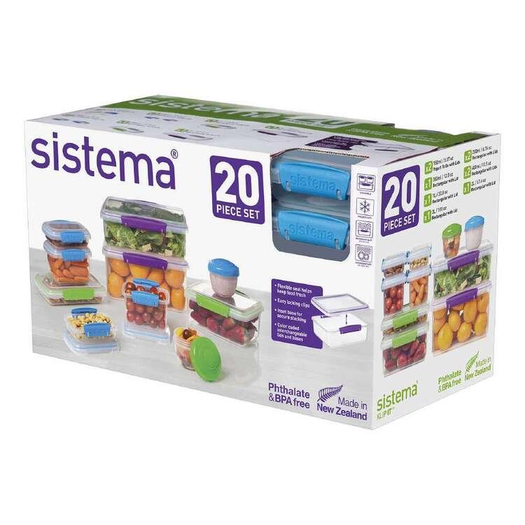 Sistema 20 Pack Promo Set