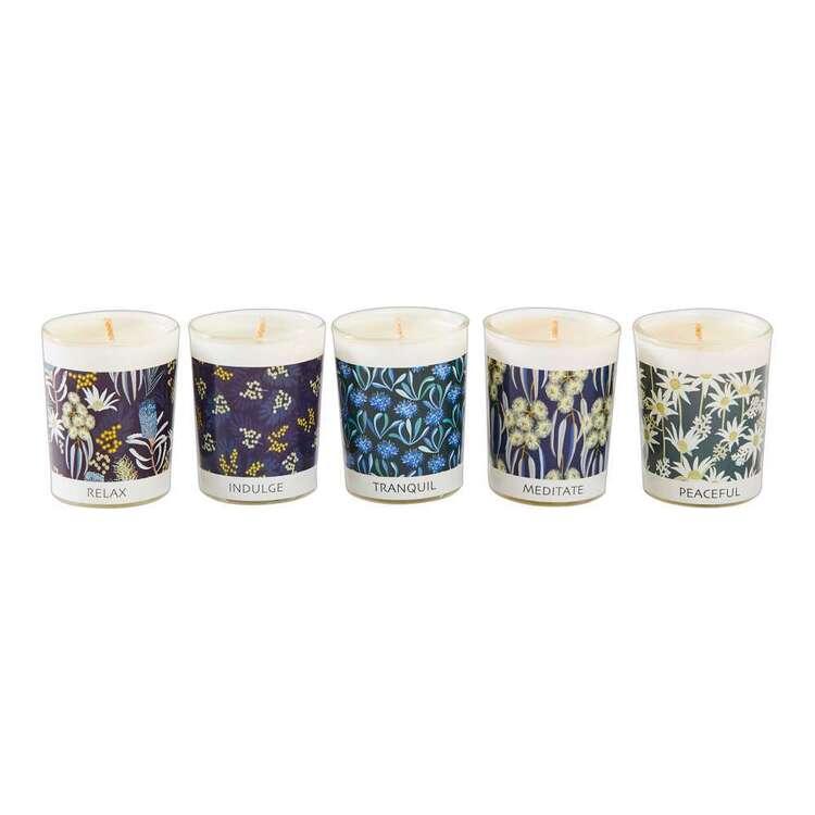 Jocelyn Proust Moonlight Flora 5 Pack Candle