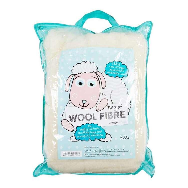 Wool 600 g Fibre Fill