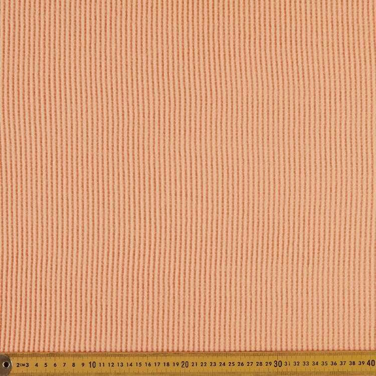 Plain 150 cm Polyester Waffle Knit Fabric