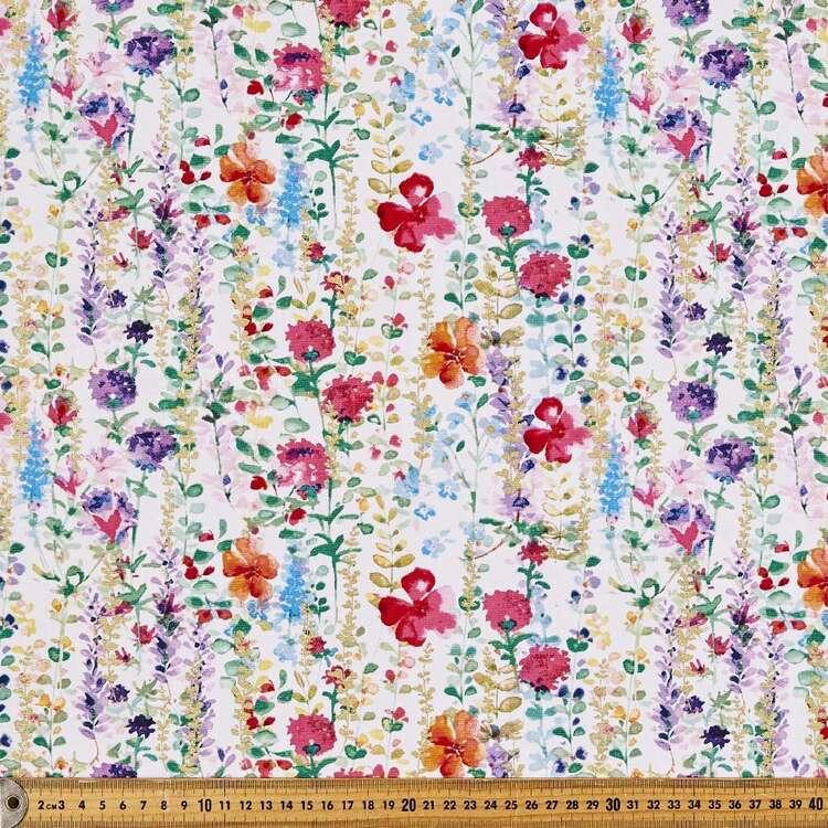 Babylon Printed 112 cm Buzoku Cotton Duck Fabric