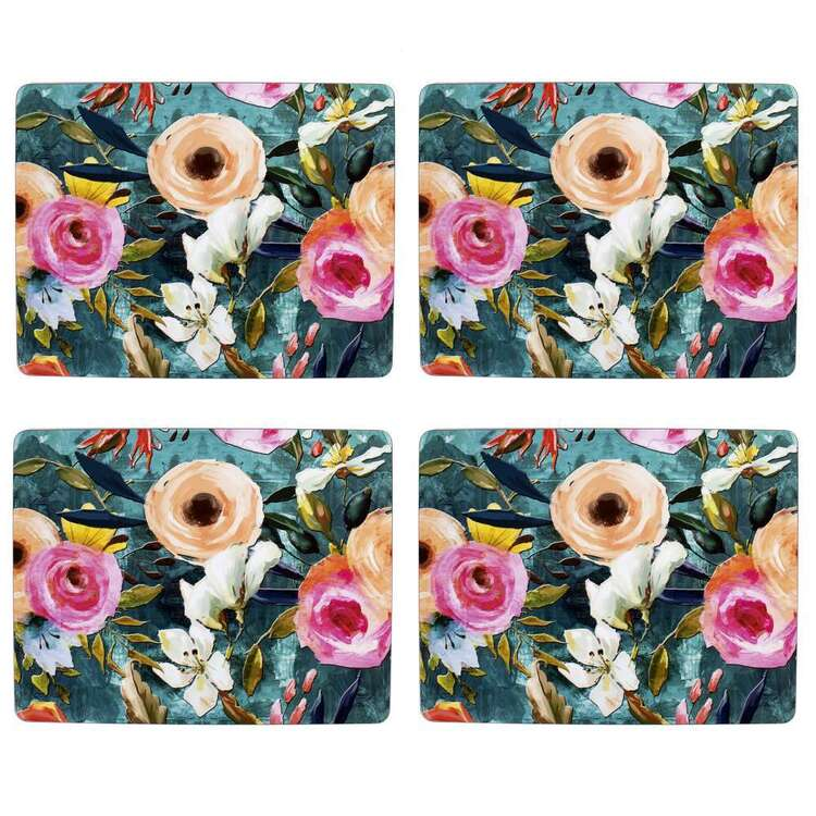 Roses Placemat 4 Pack