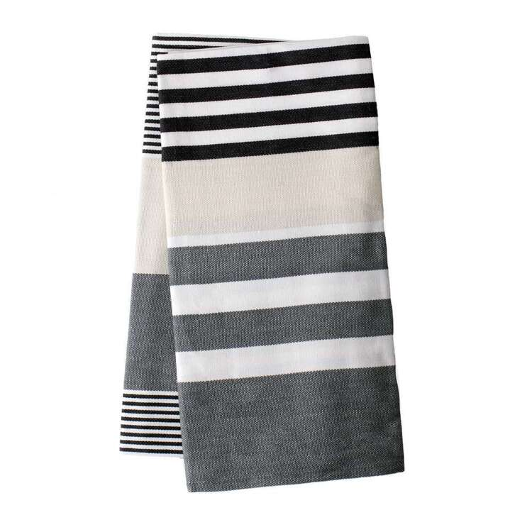 Kitchen By Ladelle Gordon 2 Pack Tea Towels