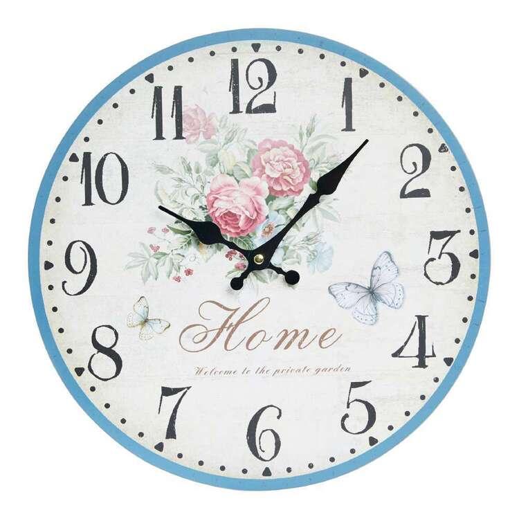 Cooper & Co Home Wall Clock