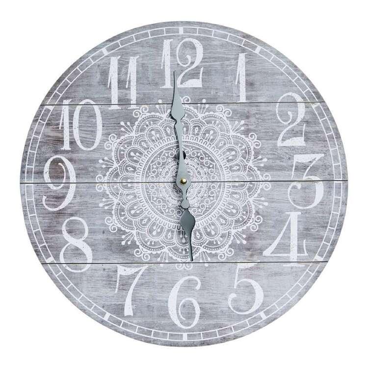 Cooper & Co Mandala Wall Clock