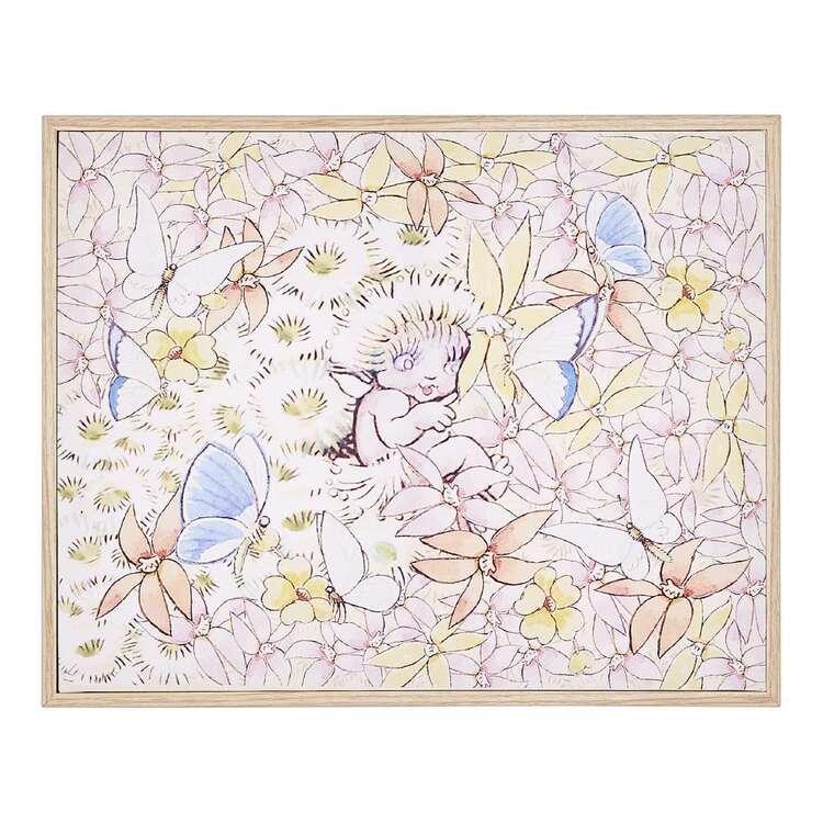 May Gibbs Blossom Baby Framed Print