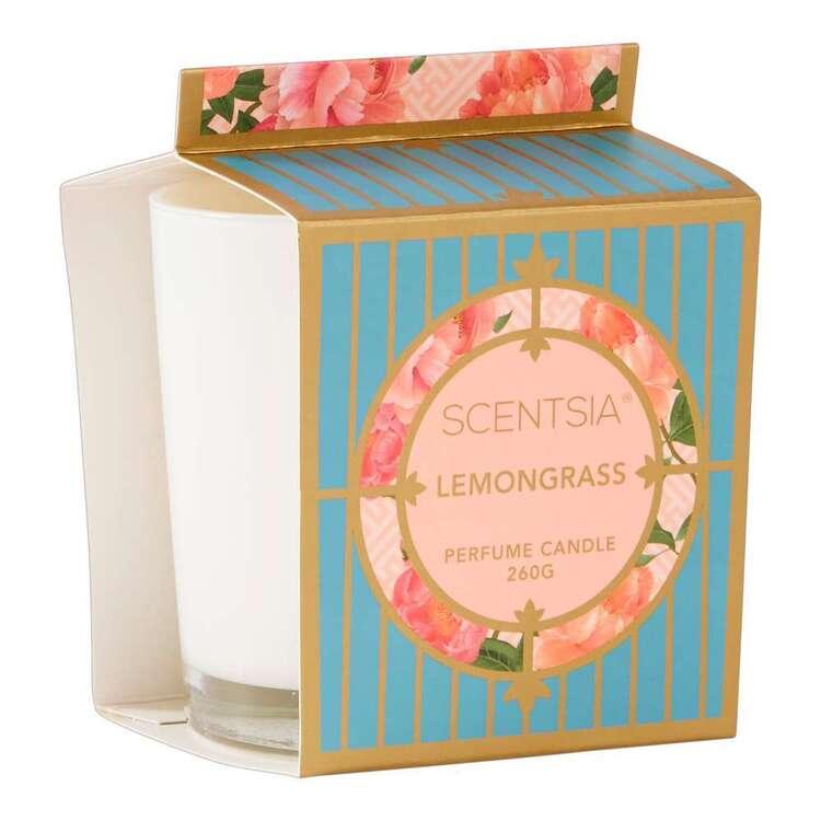 Scentsia Oriental Fusion Lemon Grass Scented 260 g Candle Jar