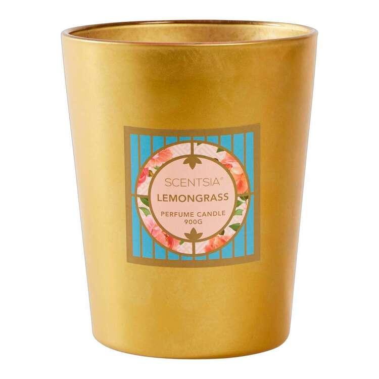 Scentsia Oriental Fusion Lemon Grass Scented 900 g Candle Jar