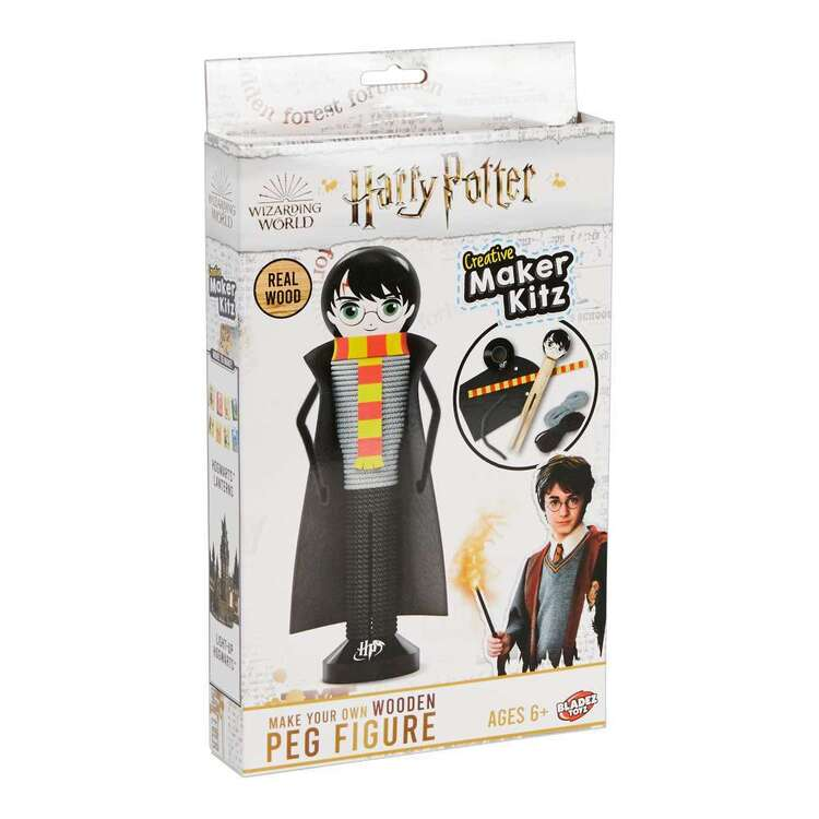 Harry Potter Origami Doll Kit