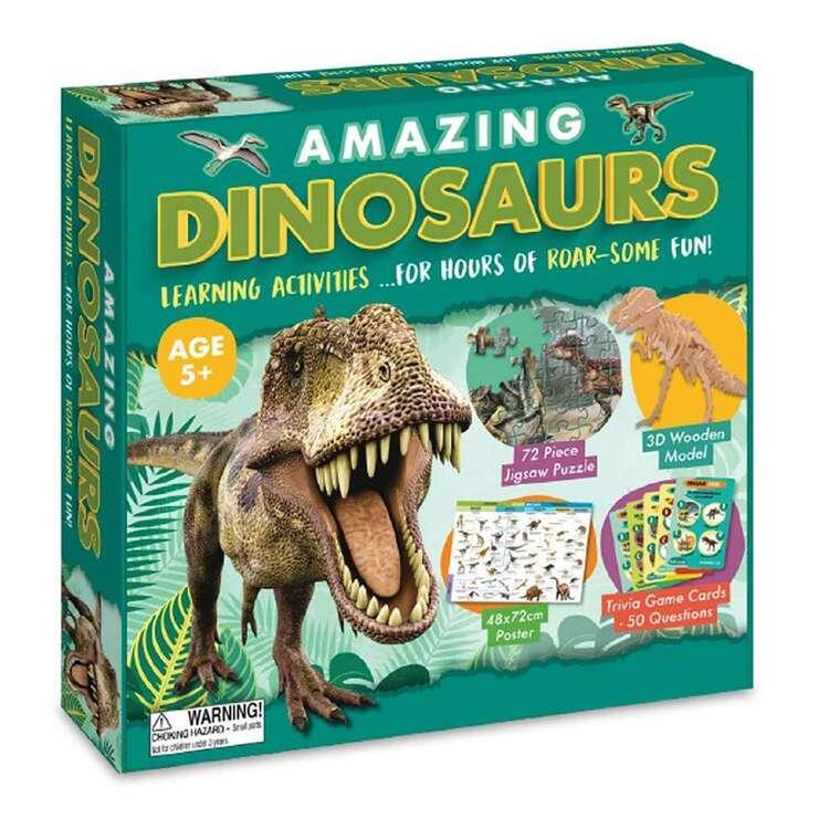 Amazing Dinos Activity Set