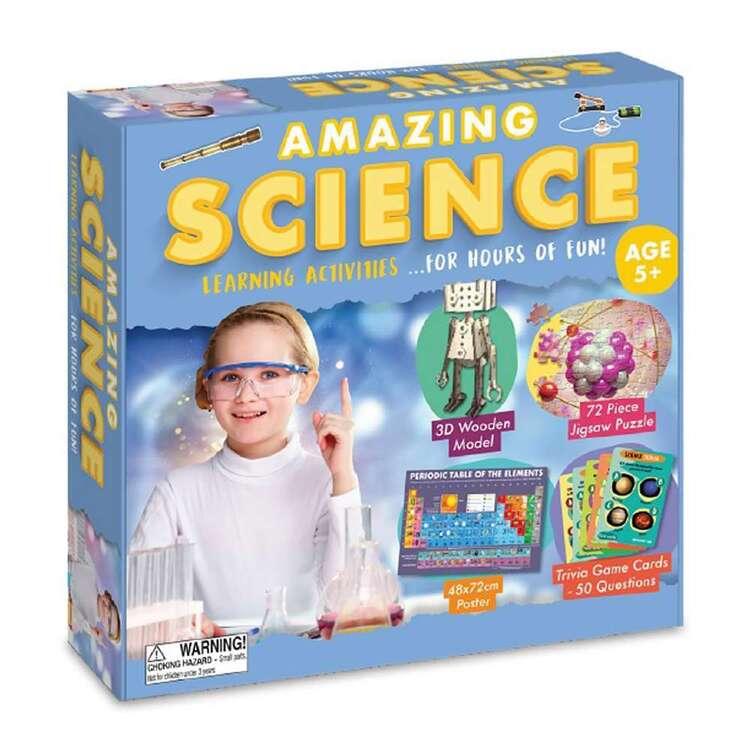 Amazing Science Activity Set