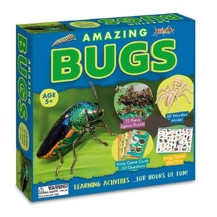 Amazing Bugs Activity Set