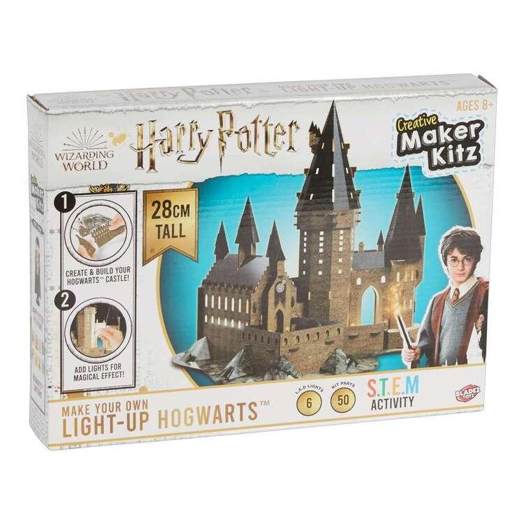 Harry Potter Diy Electronic Hogwarts Kit