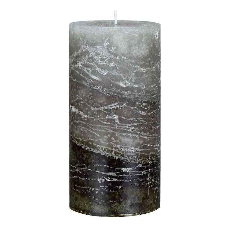 Bouclair Fur Statement 7.5 x 15 cm Candle