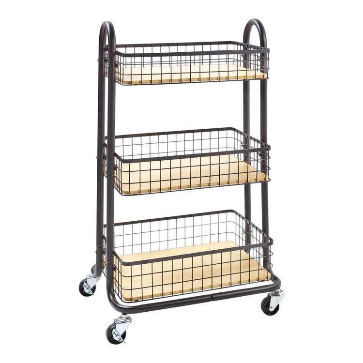 Brookyn 3 Tier Cart