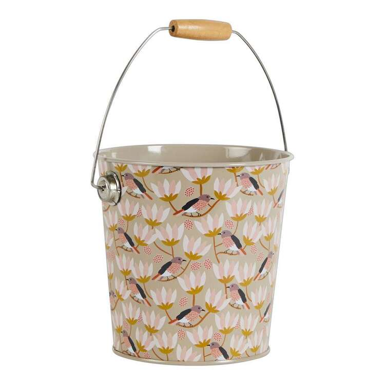Jocelyn Proust Robin Metal Easter Bucket