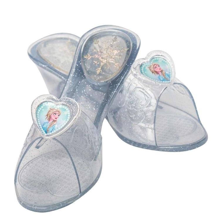 Disney Elsa Click Clack Kids Shoes