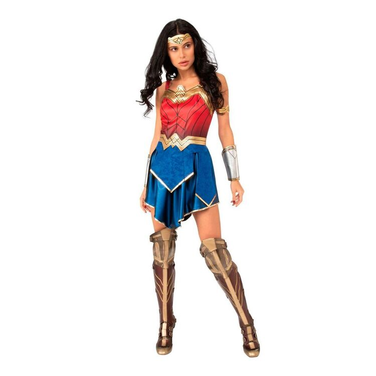 DC Comics Wonder Woman Adult Costume