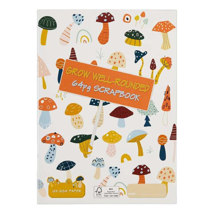 Crafters Choice 64 Page Scrapbook