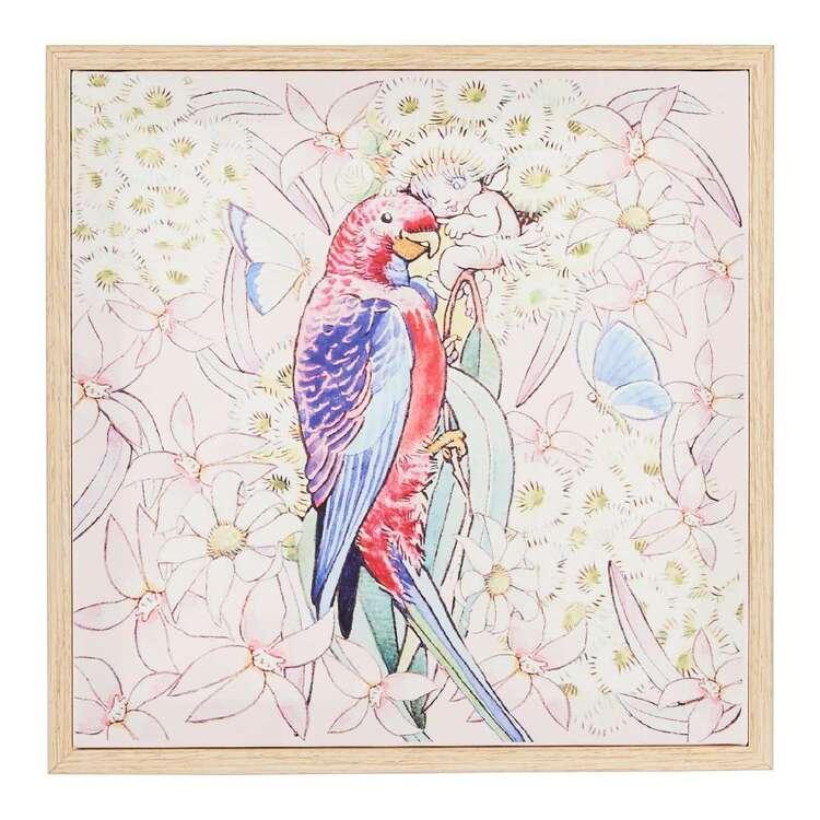 May Gibbs Birds Canvas