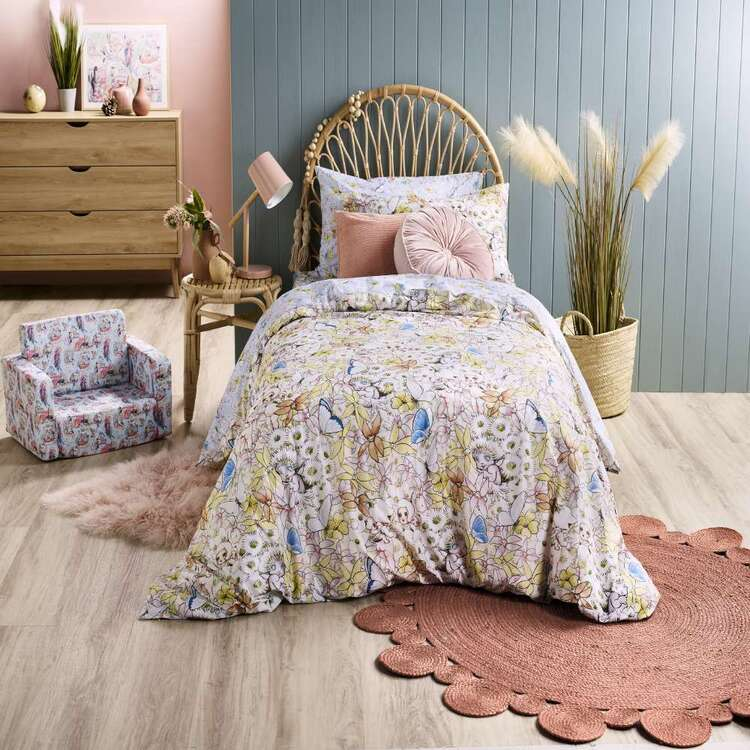 May Gibbs Gumnut Quilt Cover Set